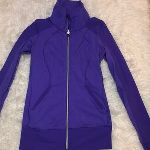 Lululemon purple jacket
